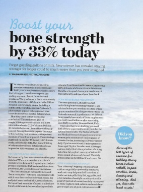 P 36-37 Dr. Ice = Prevention Update = Boost your bone strenghth (1)